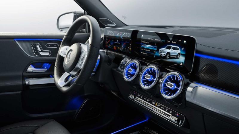 سيارة #MERCEDES الفئة GLB-CLASS موديل 2020 #سيارات - صورة 15