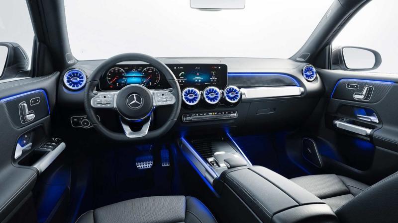 سيارة #MERCEDES الفئة GLB-CLASS موديل 2020 #سيارات - صورة 14