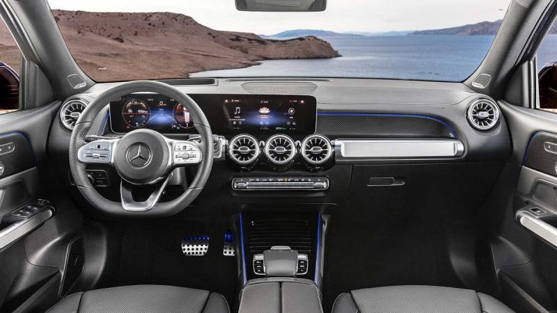 سيارة #MERCEDES الفئة GLB-CLASS موديل 2020 #سيارات - صورة 12