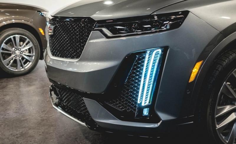 سيارة #Cadillac الفئة XT6 موديل 2020 #سيارات - صورة 6