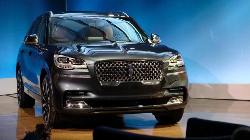 سيارة #Lincoln الفئة Aviator موديل 2020 #سيارات - صورة 1