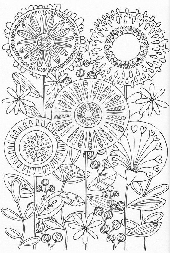 لوحات فنية مبسطة #Doodle #فن - صورة 7
