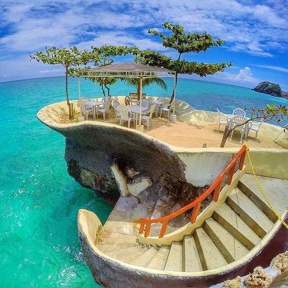Sea view #Boroacay in #Philippines