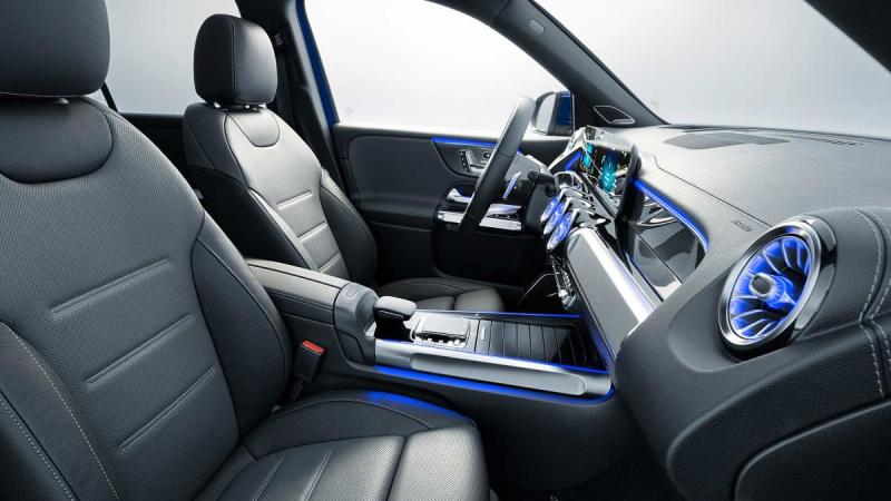 سيارة #MERCEDES الفئة GLB-CLASS موديل 2020 #سيارات - صورة 13