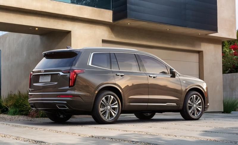 سيارة #Cadillac الفئة XT6 موديل 2020 #سيارات - صورة 8