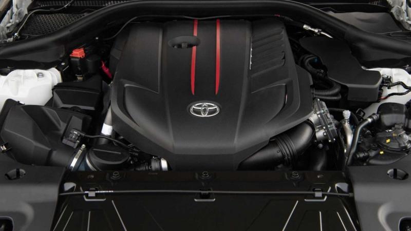 سيارة #Toyota الفئة supra موديل 2020 #سيارات - صورة 9