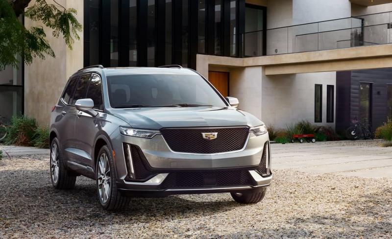 سيارة #Cadillac الفئة XT6 موديل 2020 #سيارات - صورة 7