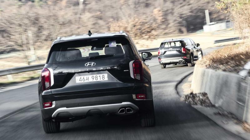 سيارة #hyundai الفئة palisade موديل 2020 #سيارات - صورة 3