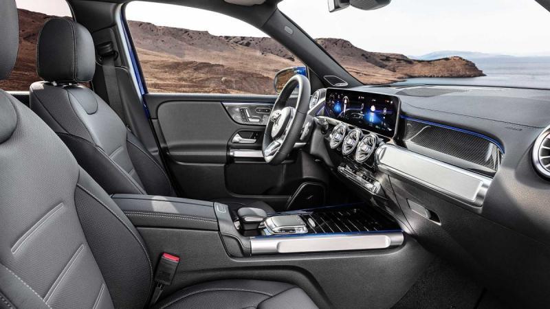 سيارة #MERCEDES الفئة GLB-CLASS موديل 2020 #سيارات - صورة 11