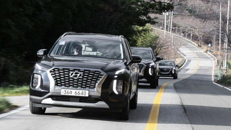 سيارة #hyundai الفئة palisade موديل 2020 #سيارات - صورة 2