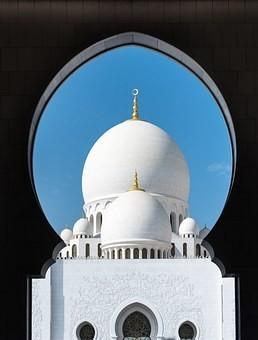 صور #مسجد #الشيخ_زايد في #أبوظبي #الإمارات - صورة 30