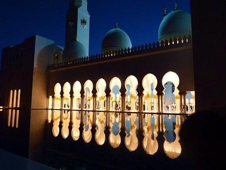 صور #مسجد #الشيخ_زايد في #أبوظبي #الإمارات - صورة 32