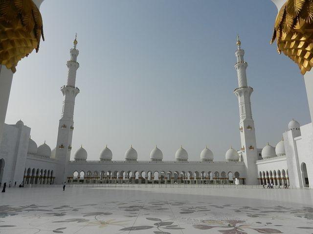 صور #مسجد #الشيخ_زايد في #أبوظبي #الإمارات - صورة 12