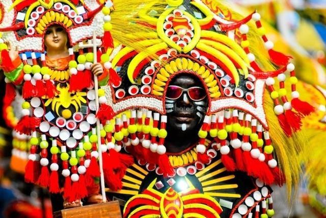 Ati-Atihan Festival in #Philippines Famous #Festival