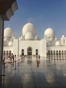 صور #مسجد #الشيخ_زايد في #أبوظبي #الإمارات - صورة 133
