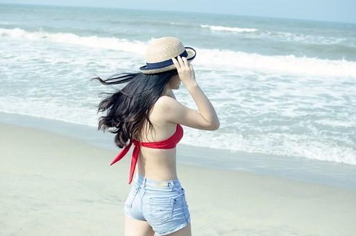 Hot #Girls in #Bikini #Models - Image 70