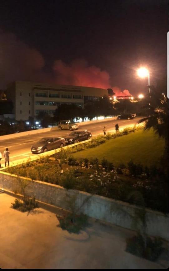 #حرائق في غابات #لبنان #لبنان_يحترق - صورة 5
