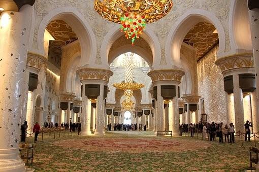صور #مسجد #الشيخ_زايد في #أبوظبي #الإمارات - صورة 53