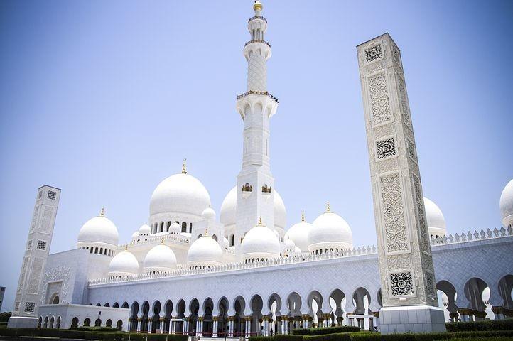 صور #مسجد #الشيخ_زايد في #أبوظبي #الإمارات - صورة 13