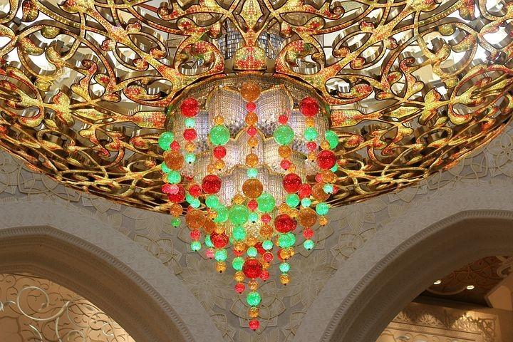 صور #مسجد #الشيخ_زايد في #أبوظبي #الإمارات - صورة 9