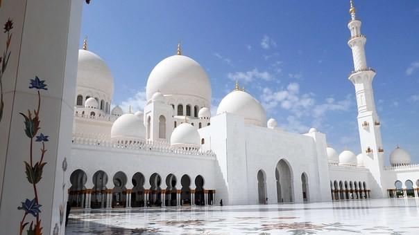 صور #مسجد #الشيخ_زايد في #أبوظبي #الإمارات - صورة 57