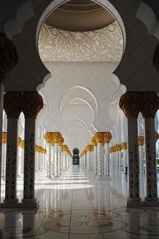 صور #مسجد #الشيخ_زايد في #أبوظبي #الإمارات - صورة 4