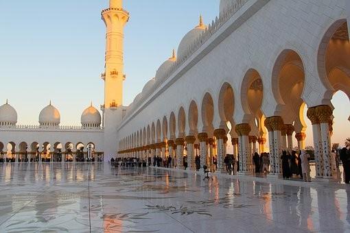 صور #مسجد #الشيخ_زايد في #أبوظبي #الإمارات - صورة 116