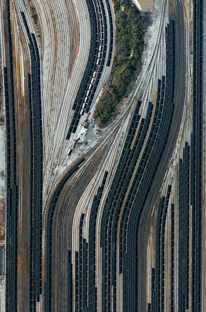 Amazing #Satellite Photos from the #World - Norfolk, #Virginia ,#United_States - Image 62