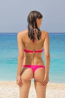 Hot #Girls in #Bikini #Models - Image 88