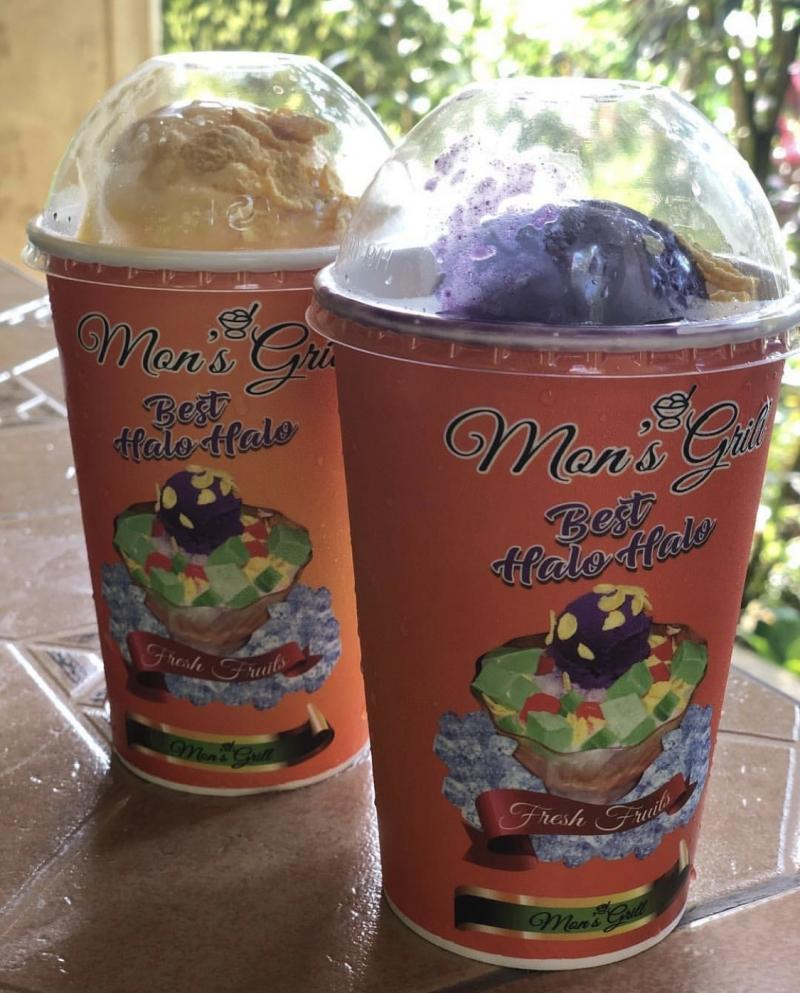 #Halo_Halo #Philippines #Monsgrill #food