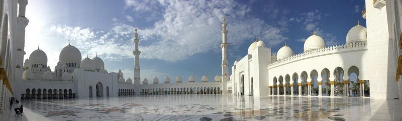 صور #مسجد #الشيخ_زايد في #أبوظبي #الإمارات - صورة 130