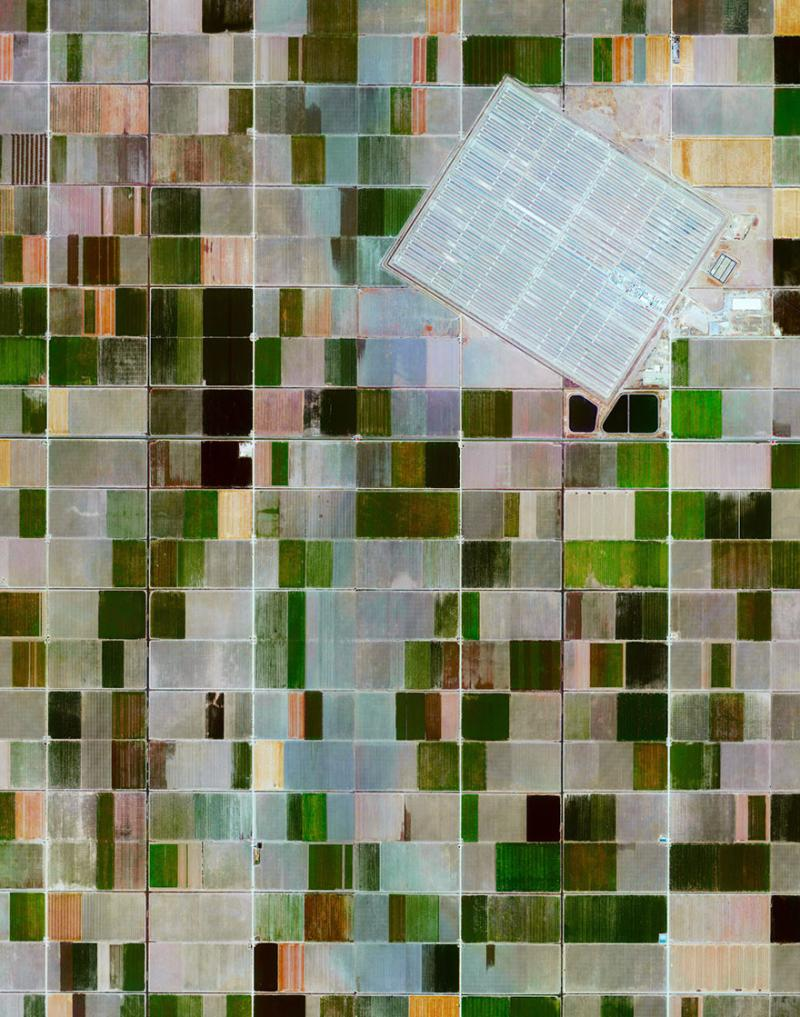 Amazing #Satellite Photos from the #World - Lebrija 1 Solar Power Plant, Lebrija, #Spain - Image 81