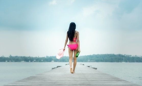 Hot #Girls in #Bikini #Models - Image 80