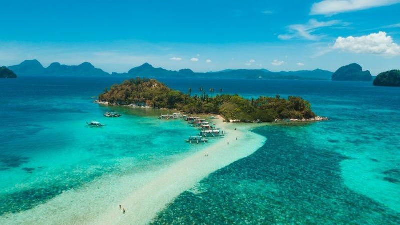 Snake Island #ElNido #Philippines