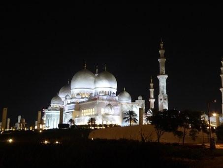 صور #مسجد #الشيخ_زايد في #أبوظبي #الإمارات - صورة 47