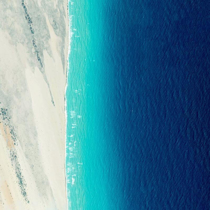 Amazing #Satellite Photos from the #World - Coastline, El Hur, #Somalia - Image 35