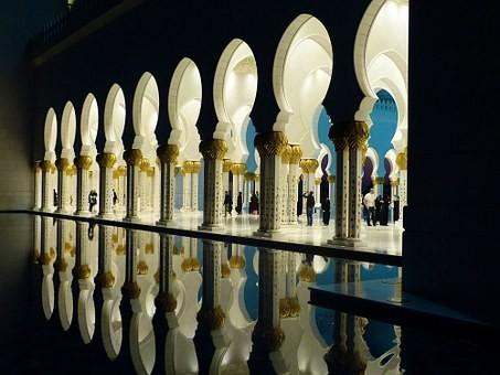 صور #مسجد #الشيخ_زايد في #أبوظبي #الإمارات - صورة 31