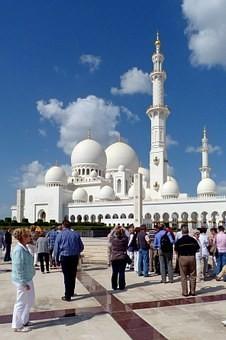 صور #مسجد #الشيخ_زايد في #أبوظبي #الإمارات - صورة 126