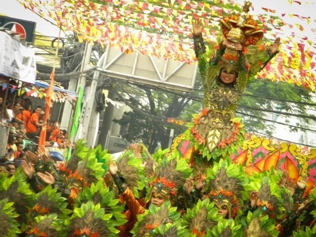 Sinulog Festival #Cebu City in #Philippines Famous #Festival