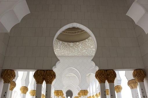 صور #مسجد #الشيخ_زايد في #أبوظبي #الإمارات - صورة 100