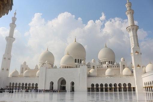 صور #مسجد #الشيخ_زايد في #أبوظبي #الإمارات - صورة 48