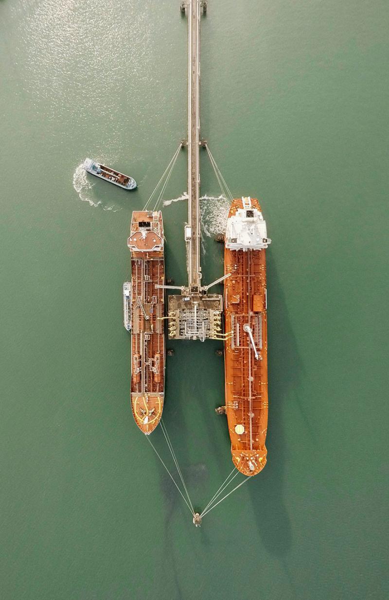 Amazing #Satellite Photos from the #World - Port Of Rotterdam, #Holland #Netherlands - Image 27