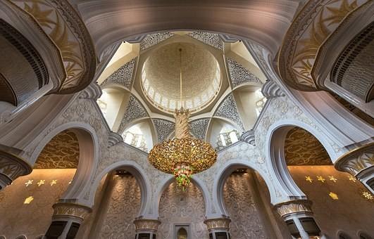 صور #مسجد #الشيخ_زايد في #أبوظبي #الإمارات - صورة 16