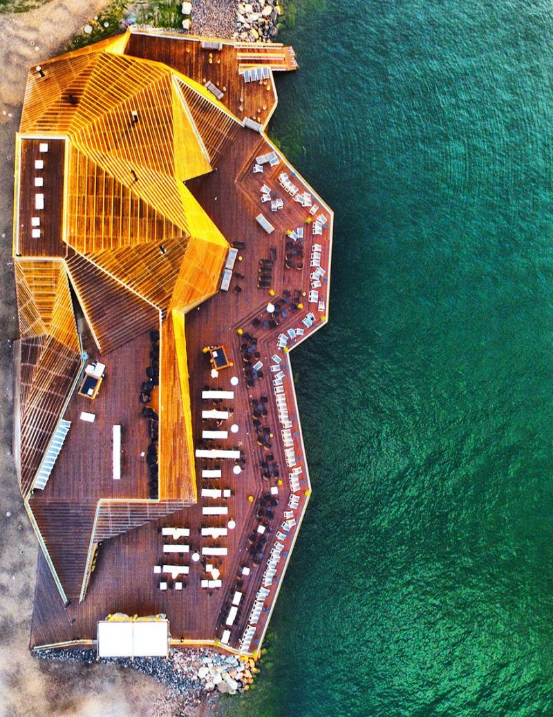 Amazing #Satellite Photos from the #World - Löyly, Helsinki, #Finland - Image 80