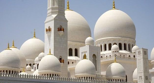 صور #مسجد #الشيخ_زايد في #أبوظبي #الإمارات - صورة 22