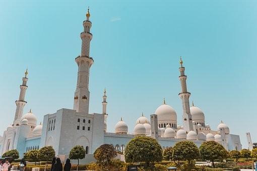 صور #مسجد #الشيخ_زايد في #أبوظبي #الإمارات - صورة 99