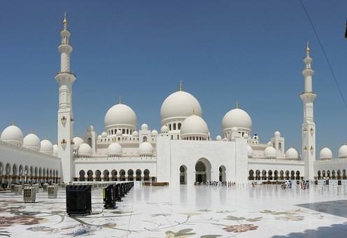 صور #مسجد #الشيخ_زايد في #أبوظبي #الإمارات - صورة 95
