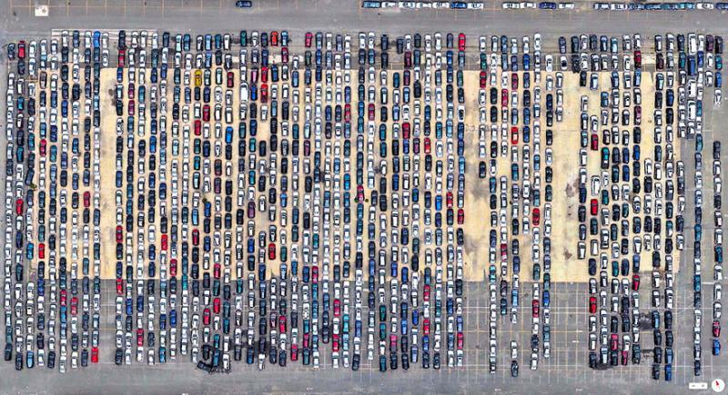 Amazing #Satellite Photos from the #World - Port Newark-elizabeth Marine Terminal, Newark, #NewJersey , #United_States - Image 13