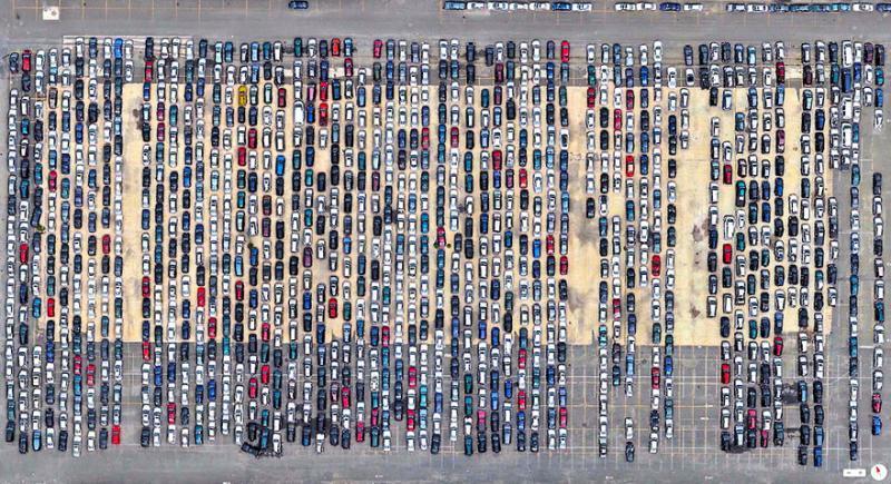 Amazing #Satellite Photos from the #World - Port Newark-elizabeth Marine Terminal, Newark, #NewJersey , #United_States - Image 13