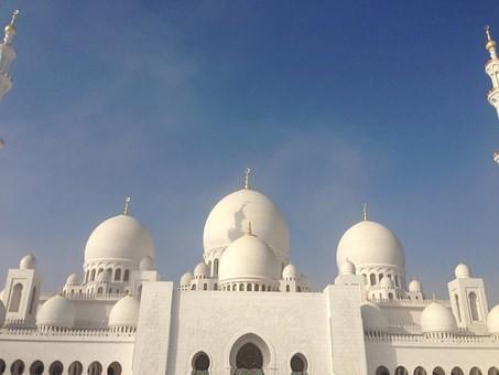 صور #مسجد #الشيخ_زايد في #أبوظبي #الإمارات - صورة 64